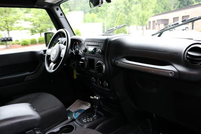 2016 Jeep Wrangler Sport Mooresville, North Carolina 18