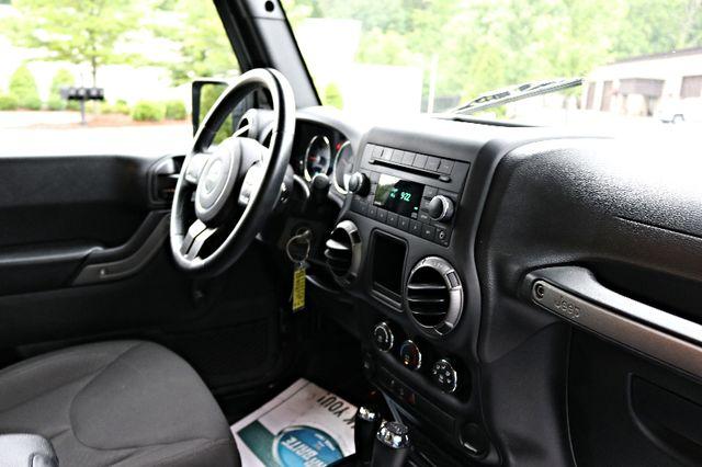 2016 Jeep Wrangler Sport Mooresville, North Carolina 21