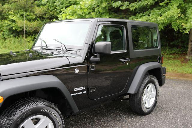 2016 Jeep Wrangler Sport Mooresville, North Carolina 48