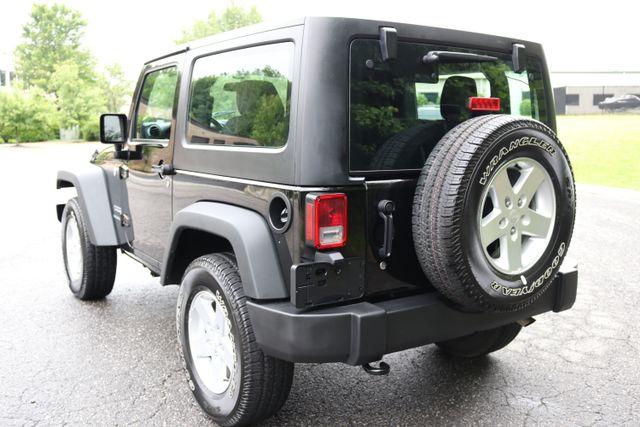 2016 Jeep Wrangler Sport Mooresville, North Carolina 53