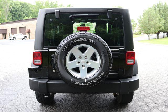 2016 Jeep Wrangler Sport Mooresville, North Carolina 54