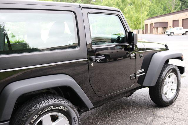 2016 Jeep Wrangler Sport Mooresville, North Carolina 57