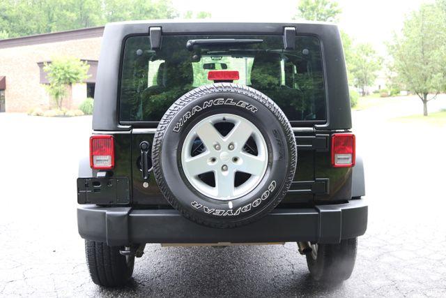 2016 Jeep Wrangler Sport Mooresville, North Carolina 5
