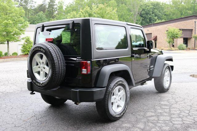 2016 Jeep Wrangler Sport Mooresville, North Carolina 6