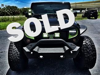 2016 Jeep Wrangler CUSTOM LIFTED FUEL ASSAULTS TOYO DV8 Tampa, Florida