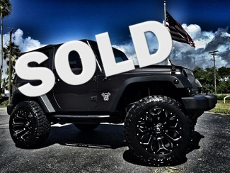 2016 Jeep Wrangler CUSTOM LIFTED FUEL TOYO DV8 ZONE in ,, Florida