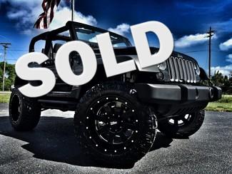 2016 Jeep Wrangler CUSTOM LIFTED MOTO METAL HARDTOP NITTO in ,, Florida