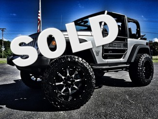2016 Jeep Wrangler CUSTOM LIFTED LEATHER PRO-COMP in ,, Florida