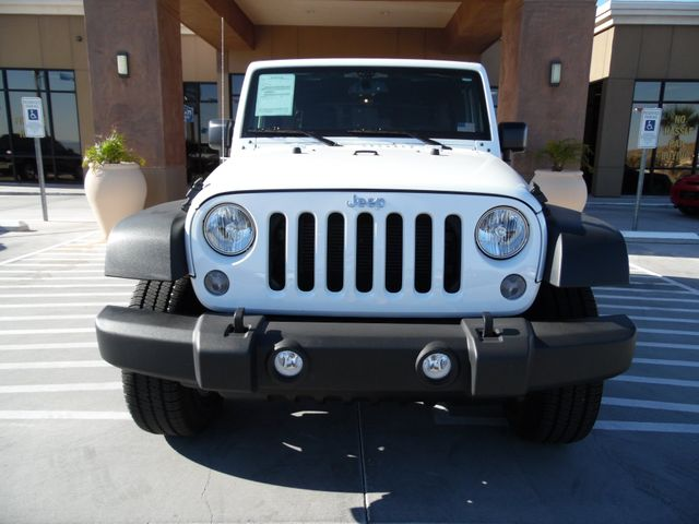 2016 Jeep Wrangler Unlimited Sport Bullhead City, Arizona 1