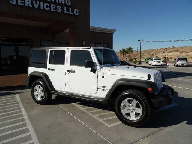 2016 Jeep Wrangler Unlimited Sport Bullhead City, Arizona 10