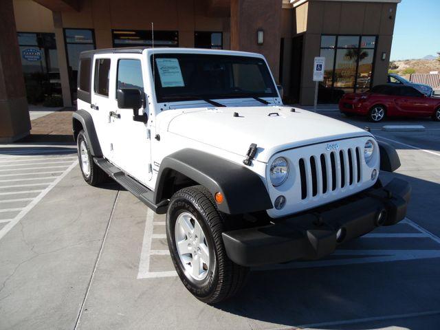 2016 Jeep Wrangler Unlimited Sport Bullhead City, Arizona 11