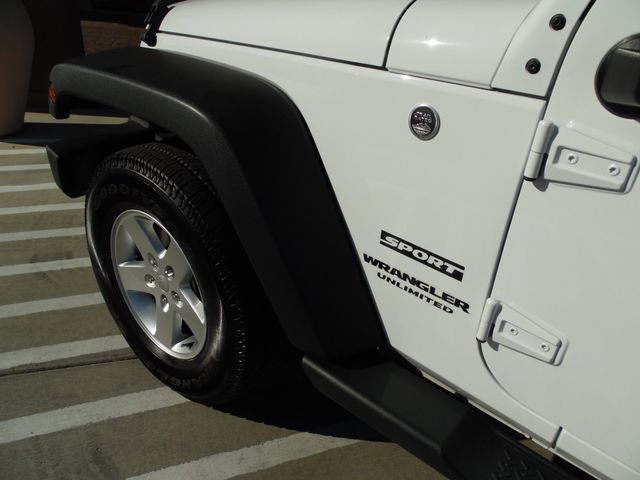 2016 Jeep Wrangler Unlimited Sport Bullhead City, Arizona 6