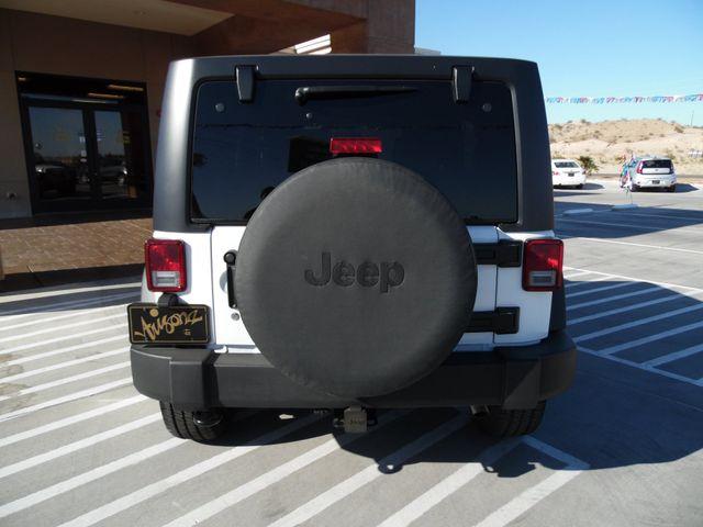 2016 Jeep Wrangler Unlimited Sport Bullhead City, Arizona 7