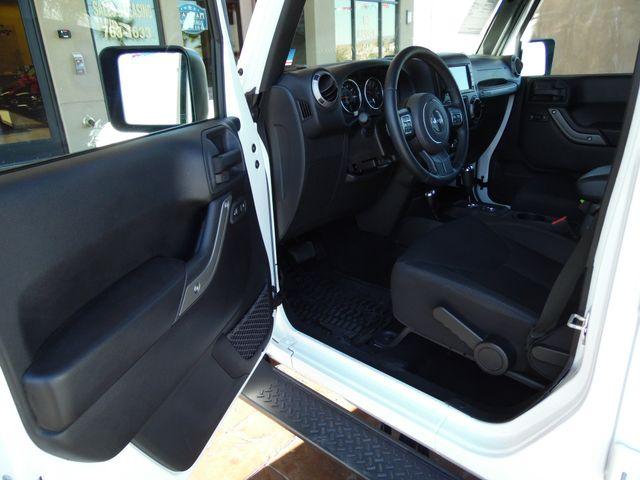 2016 Jeep Wrangler Unlimited Sport Bullhead City, Arizona 12