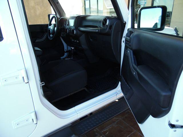 2016 Jeep Wrangler Unlimited Sport Bullhead City, Arizona 26