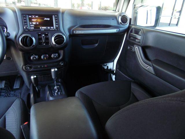 2016 Jeep Wrangler Unlimited Sport Bullhead City, Arizona 18