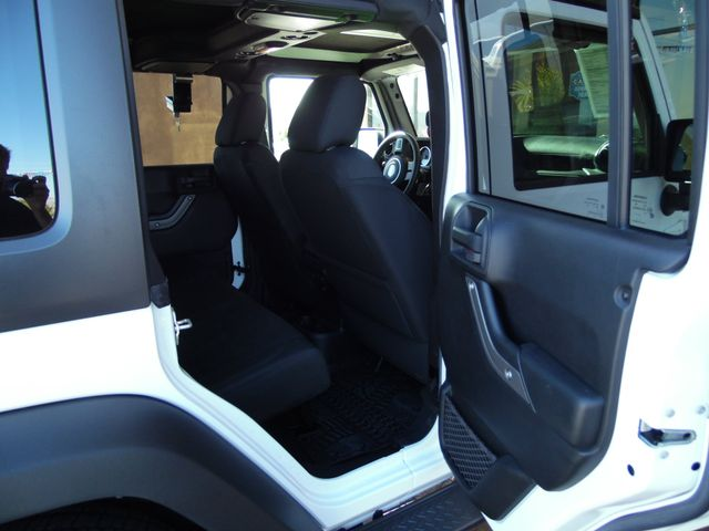 2016 Jeep Wrangler Unlimited Sport Bullhead City, Arizona 29