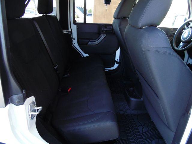 2016 Jeep Wrangler Unlimited Sport Bullhead City, Arizona 30