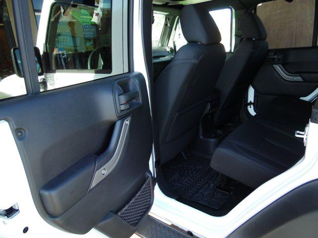 2016 Jeep Wrangler Unlimited Sport Bullhead City, Arizona 32