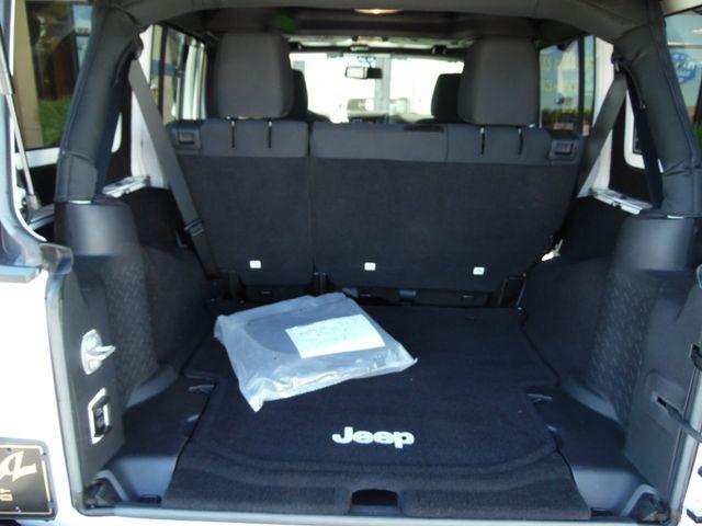 2016 Jeep Wrangler Unlimited Sport Bullhead City, Arizona 34