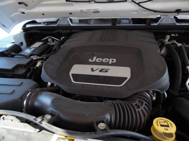 2016 Jeep Wrangler Unlimited Sport Bullhead City, Arizona 36