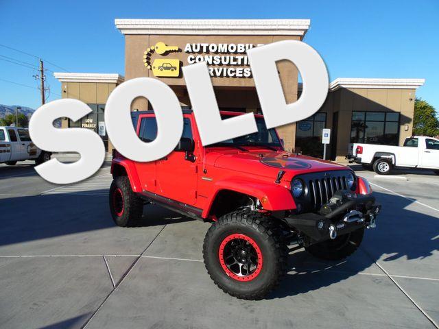 2016 Jeep Wrangler Unlimited Freedom OSCAR MIKE EDITION Bullhead City, Arizona 0