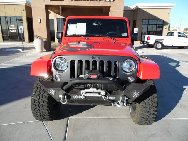 2016 Jeep Wrangler Unlimited Freedom OSCAR MIKE EDITION Bullhead City, Arizona 1