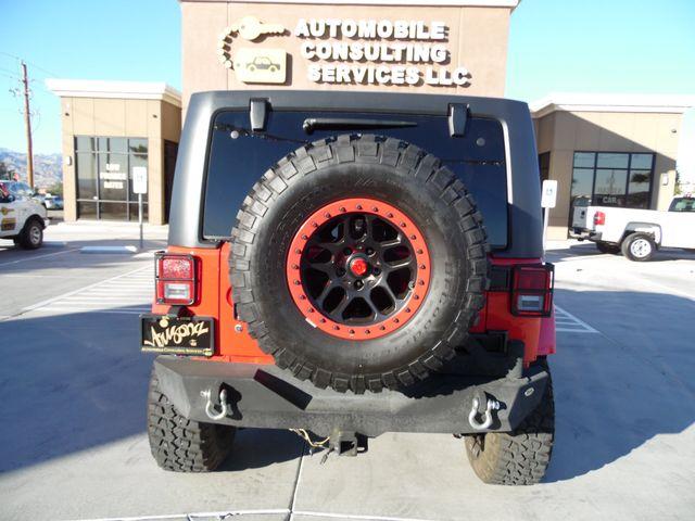 2016 Jeep Wrangler Unlimited Freedom OSCAR MIKE EDITION Bullhead City, Arizona 12