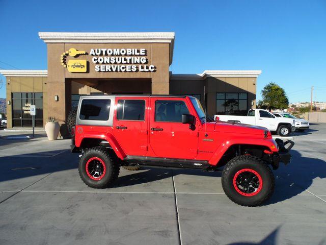2016 Jeep Wrangler Unlimited Freedom OSCAR MIKE EDITION Bullhead City, Arizona 15