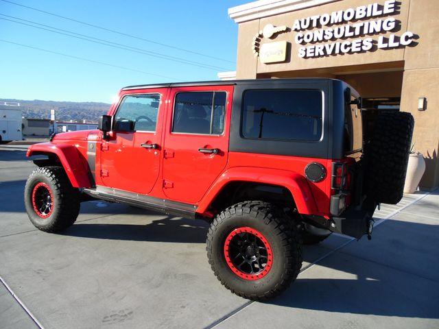 2016 Jeep Wrangler Unlimited Freedom OSCAR MIKE EDITION Bullhead City, Arizona 4