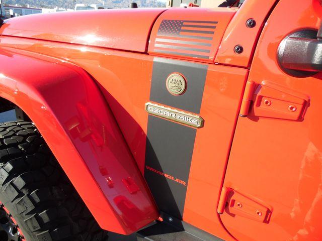 2016 Jeep Wrangler Unlimited Freedom OSCAR MIKE EDITION Bullhead City, Arizona 5