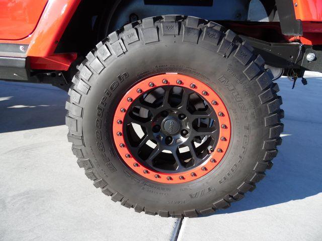 2016 Jeep Wrangler Unlimited Freedom OSCAR MIKE EDITION Bullhead City, Arizona 8
