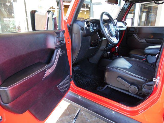 2016 Jeep Wrangler Unlimited Freedom OSCAR MIKE EDITION Bullhead City, Arizona 17