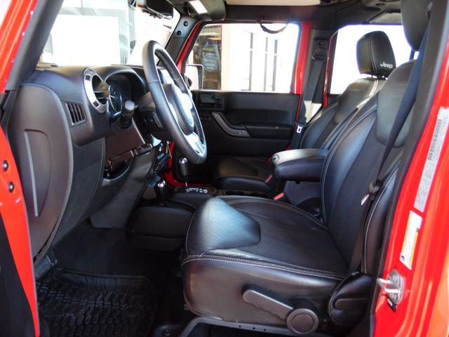 2016 Jeep Wrangler Unlimited Freedom OSCAR MIKE EDITION Bullhead City, Arizona 18