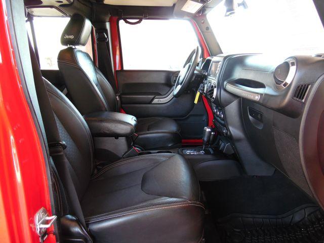 2016 Jeep Wrangler Unlimited Freedom OSCAR MIKE EDITION Bullhead City, Arizona 31