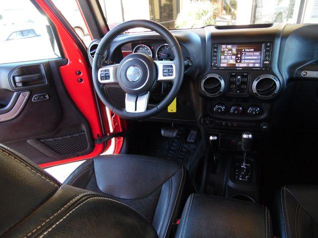 2016 Jeep Wrangler Unlimited Freedom OSCAR MIKE EDITION Bullhead City, Arizona 19
