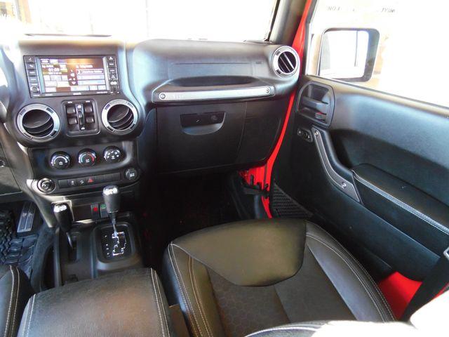 2016 Jeep Wrangler Unlimited Freedom OSCAR MIKE EDITION Bullhead City, Arizona 21
