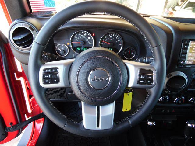 2016 Jeep Wrangler Unlimited Freedom OSCAR MIKE EDITION Bullhead City, Arizona 22
