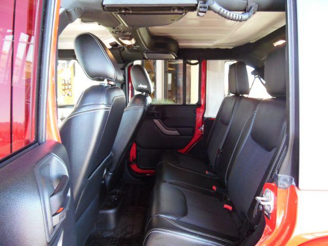 2016 Jeep Wrangler Unlimited Freedom OSCAR MIKE EDITION Bullhead City, Arizona 36