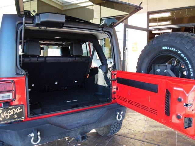 2016 Jeep Wrangler Unlimited Freedom OSCAR MIKE EDITION Bullhead City, Arizona 37