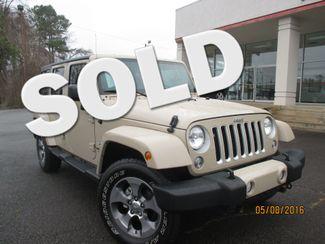 2016 Jeep Wrangler Unlimited Sahara Canton , GA