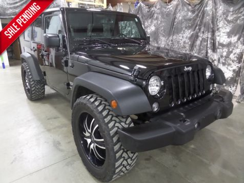 2016 Jeep Wrangler Unlimited Sport in , ND