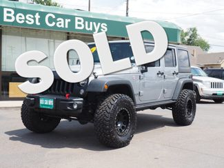 2016 Jeep Wrangler Unlimited Rubicon Hard Rock Englewood, CO