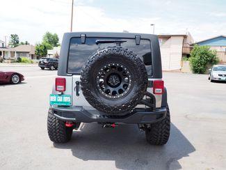 2016 Jeep Wrangler Unlimited Rubicon Hard Rock Englewood, CO 3