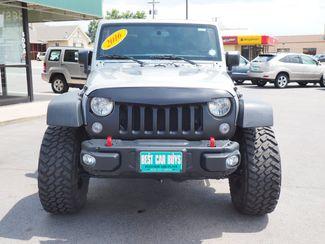 2016 Jeep Wrangler Unlimited Rubicon Hard Rock Englewood, CO 7