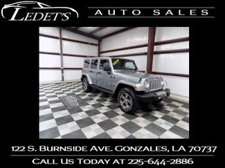 2016 Jeep Wrangler Unlimited in Gonzales Louisiana