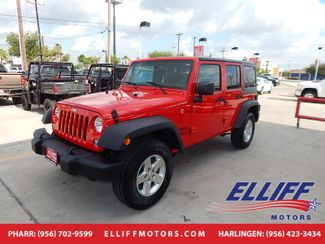 2016 Jeep Wrangler Unlimited Sport Harlingen, TX