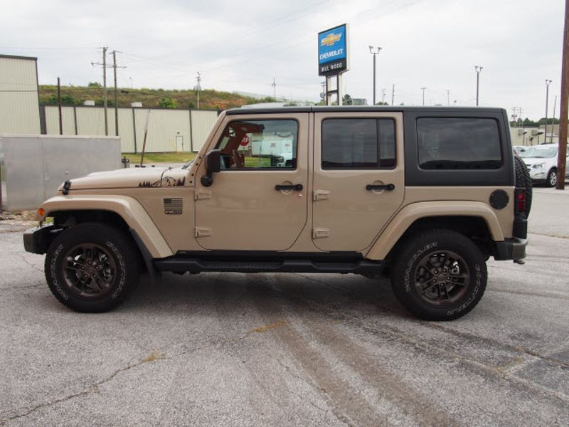 2016 Jeep Wrangler Unlimited 75th Anniversary  city Arkansas  Wood Motor Company  in , Arkansas