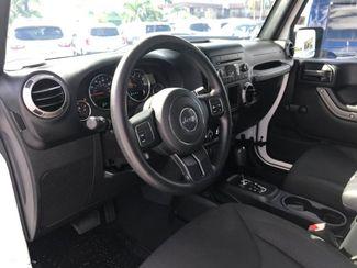 2016 Jeep Wrangler Unlimited Sport Hialeah, Florida 9
