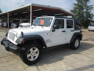 2016 Jeep Wrangler Unlimited Sport Houston, Mississippi